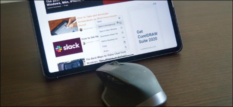Как подключить Bluetooth мышь или трекпад к вашему iPad