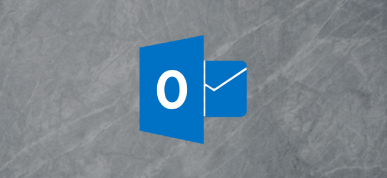 Как открыть диалоговое окно Microsoft Outlook после сортировки папки