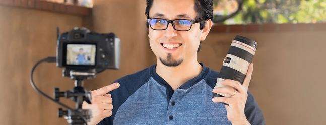 Ваша высококачественная камера Canon теперь является высококачественной веб-камерой