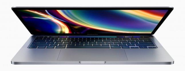 Последний 13-дюймовый MacBook Pro от Apple убивает клавиатуру Butterfly