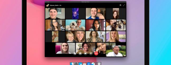 Facebook представляет видеочат на 50 человек в Messenger и WhatsApp Beta — Geek Review