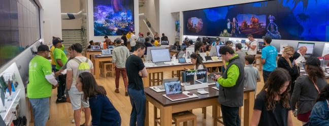 Магазин Microsoft мертв — Обзор Geek