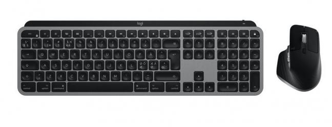 Logitech MX Keys и MX Master 3 Mouse получают версии Apple в августе — Обзор Geek