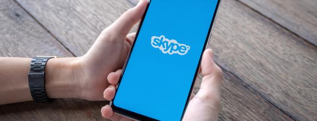 Захламленная комната? Включите размытие фона Skype на своих звонках iOS — Обзор Geek