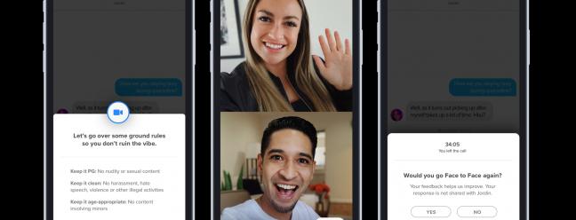 Новая функция видеочата от Tinder может помочь вам встретиться с вашим матчем — Обзор Geek
