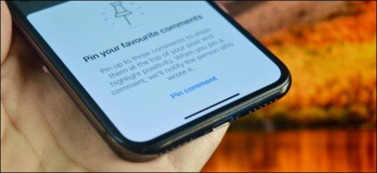 Как прикрепить комментарии в Instagram на iPhone и Android