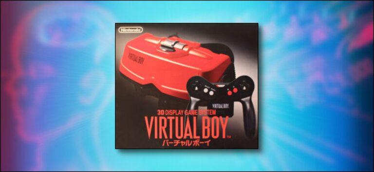 Виртуальный мальчик Nintendo, 25 лет спустя