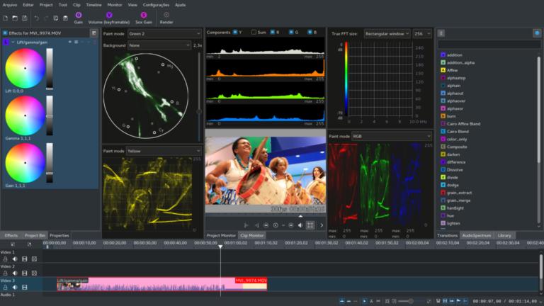 5 лучших приложений для редактирования видео для Linux