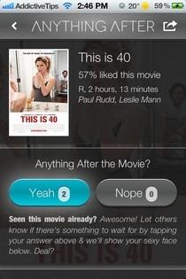 Проверьте, в каких фильмах есть сцены после титров на iOS и Android