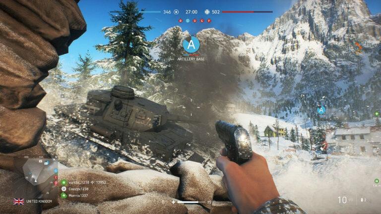 Как играть в Battlefield V в Linux