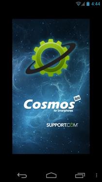 Cosmos — это приложение 3-в-1 для оптимизации системы Support.com для Android