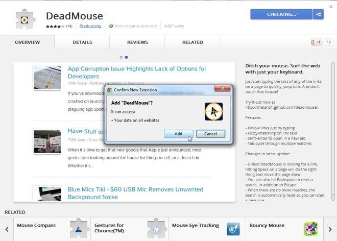 Откажитесь от мыши и используйте клавиатуру для навигации по веб-ссылкам