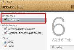 Расписание «Не беспокоить» в OS X Mountain Lion с автоматом