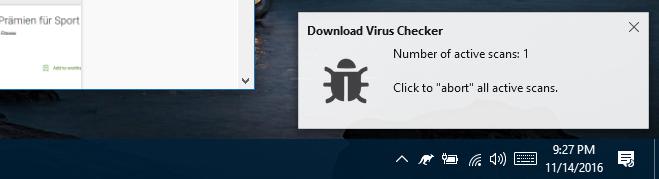 Как отсканировать файл с помощью VirusTotal перед его загрузкой