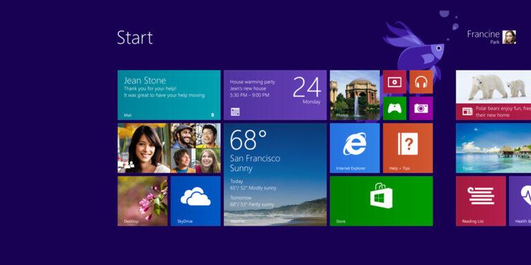 Как скачать файл ISO для Windows 8.1