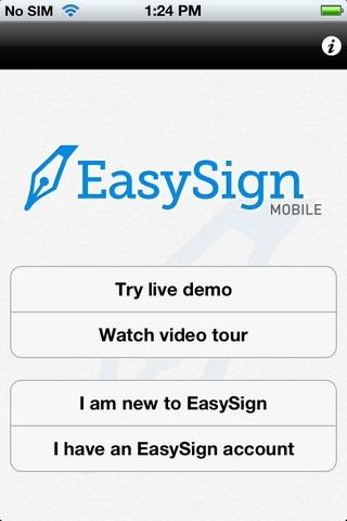 Приложение для цифровой подписи с интеграцией Facebook [iPhone]