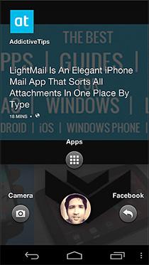 Установите Leaked Facebook Home APK на любое устройство Android