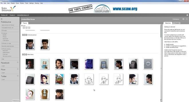 Управляйте фотографиями и делитесь ими с помощью автоматического распознавания лиц