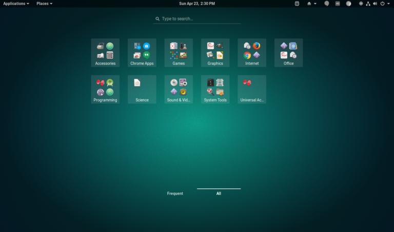 Как автоматически организовать приложения Gnome в папки приложений с помощью App Fixer