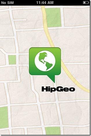 Отслеживайте и делитесь своими путешествиями с друзьями с помощью HipGeo для iPhone