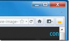 Кнопка отключения истории включает и выключает сохранение истории просмотров Firefox