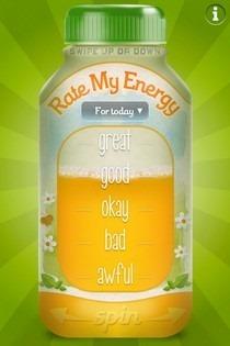 Juice For iPhone отслеживает ваши привычки и дает вам мотивационные советы
