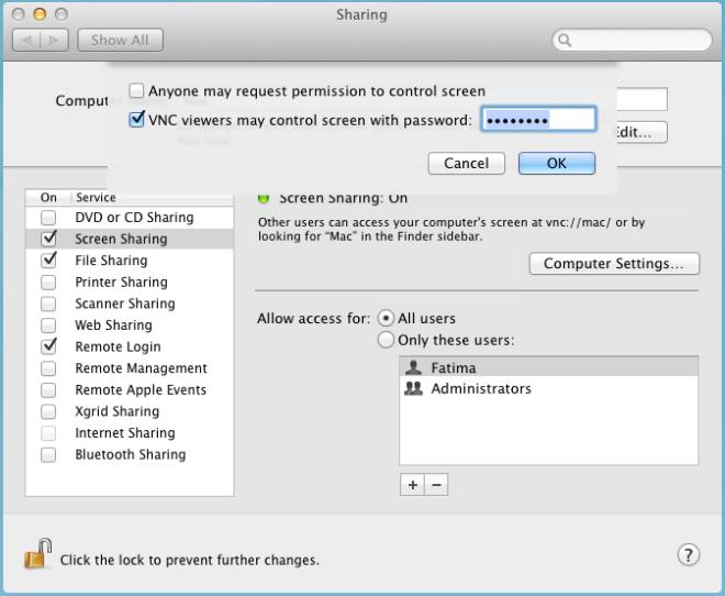 Как получить доступ к Mac с iPad или планшета Android с помощью клиента VNC