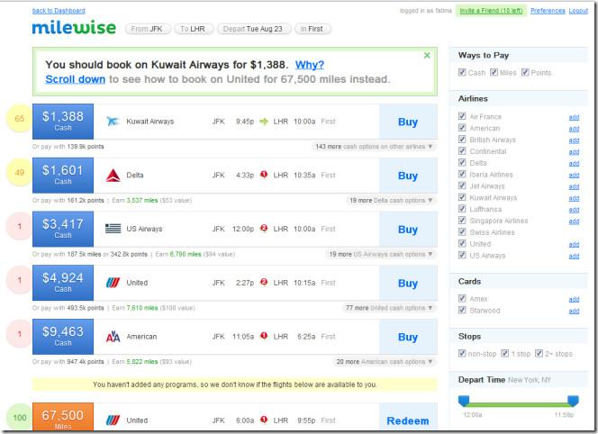 Найдите дешевые авиабилеты и оплачивайте их наличными, милями или баллами