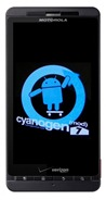 CyanogenMod 7 ROM для Motorola Droid X2 [Download & Install]