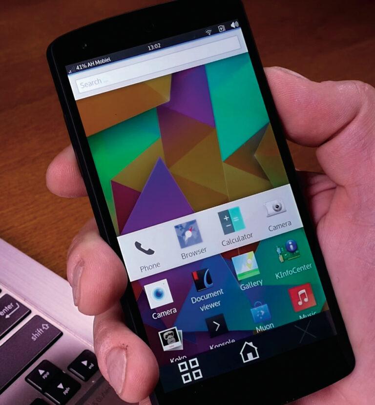 Как установить KDE Plasma Mobile Linux на Nexus 5 и 5X