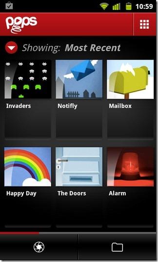 Добавляйте живую анимацию и видео в уведомления Android с помощью всплывающих окон