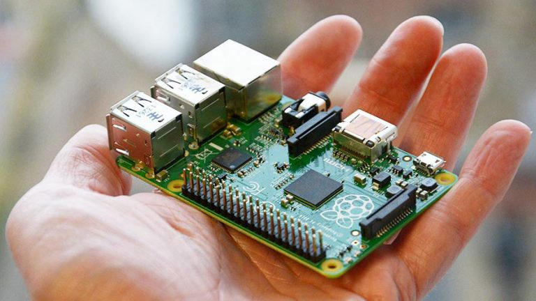 Как установить Raspbian на Raspberry Pi