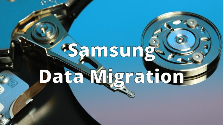 Как использовать инструмент для перемещения ваших данных