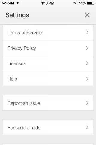 Обновление Google Диска позволяет заблокировать файлы с помощью 4-значного пароля