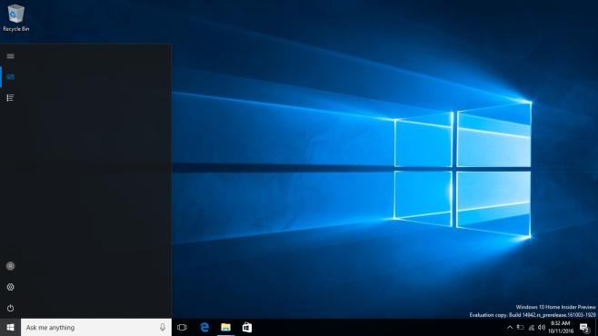 Как скрыть список приложений из меню «Пуск» в Windows 10