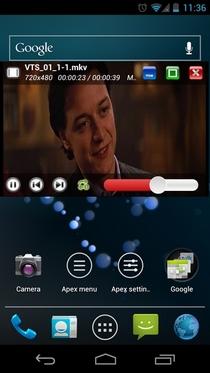 Super Video — бесплатный плавающий видеоплеер с изменяемым размером для Android
