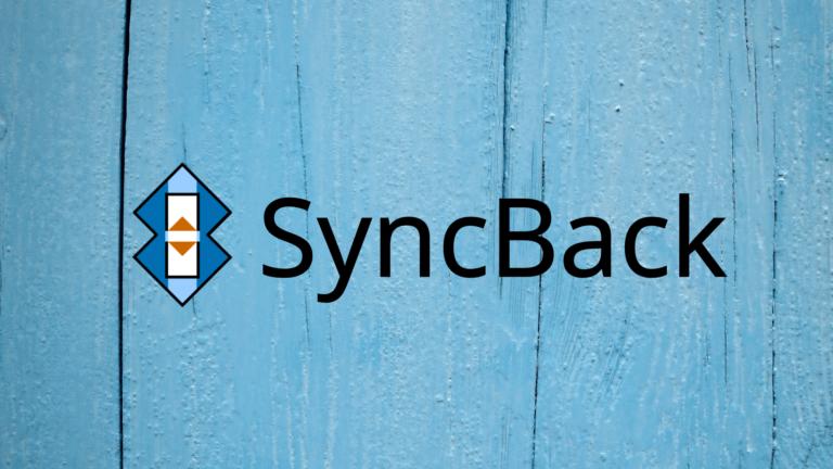 Как использовать SyncBack Free (Windows 10)