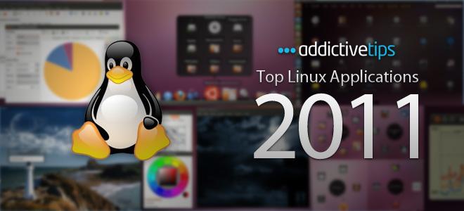 60 лучших приложений Ubuntu Linux за 2011 год [Editor's Pick]