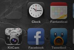 Как добавить прозрачные значки на главный экран iOS без джейлбрейка