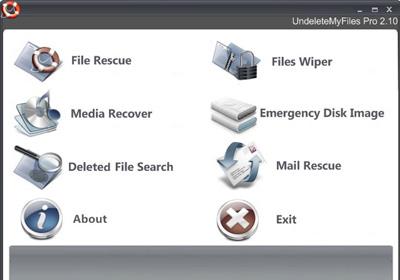 Этот пакет для восстановления файлов Windows позволяет восстанавливать даже удаленные электронные письма