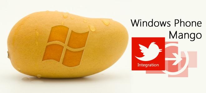 Как исправить проблему синхронизации контактов Twitter в Windows Phone Mango