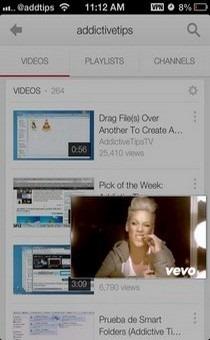 YouTube для Android и iOS: плавающее видео в приложении, непрерывное воспроизведение и многое другое