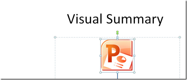 Как изменить форму изображения в PowerPoint 2010