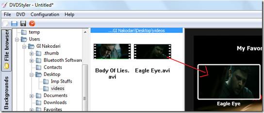 Как создать полностью индивидуальный и профессиональный DVD с DVDStyler