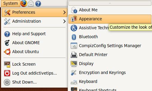 Как изменить шрифты в Ubuntu Linux