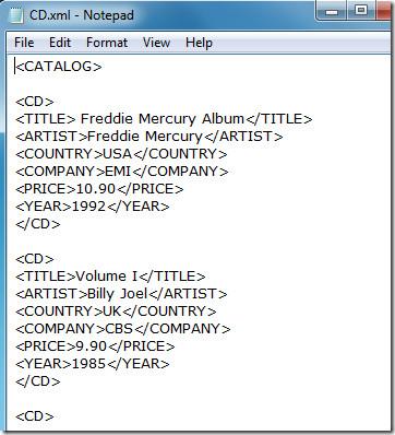 Office Excel 2010: работа с форматом XML