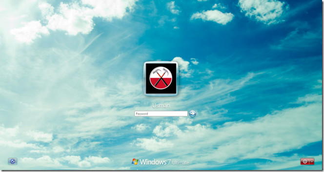 Pulse периодически меняет фон и обои экрана входа в Windows 7