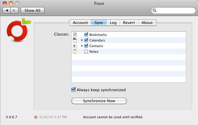 Синхронизация адресной книги, закладок Safari, календаря iCal между Mac