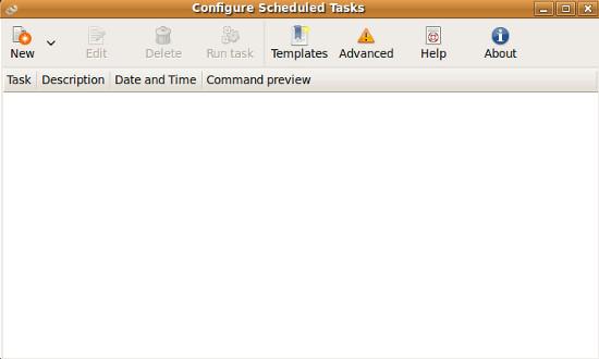 Использование планировщика задач Gnome для автоматизации задач в Ubuntu Linux