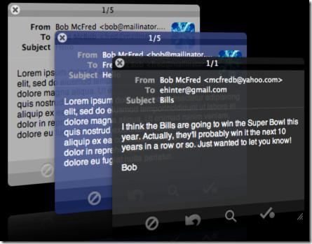 Плагин уведомлений по электронной почте Apple Mail [Mac]